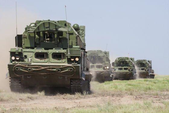 Тор-М2У (фото sadko.biz)