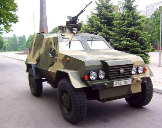 Дозор-Б (фото Военное обозрение)