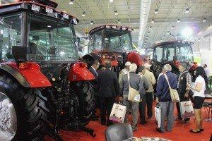 ОАО «МТЗ» на выставке «Konya Agriculture 2014» в Турции (фото ОАО «МТЗ»)