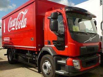 """""""Техпро"""" изготовила партию автомобилей для компании """"Coca Cola"""" (фото компании «ТЕХПРО»)"""