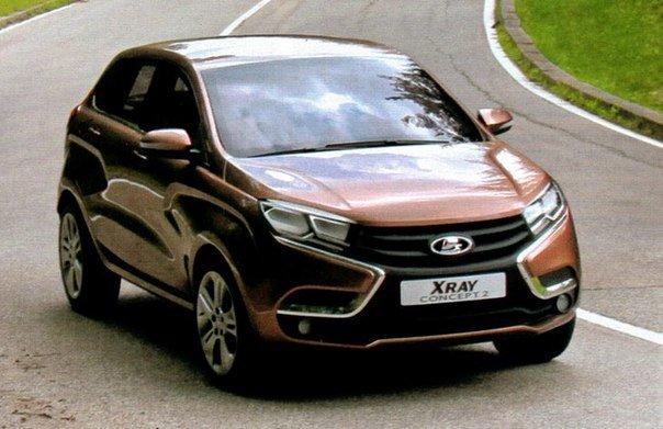 Стартовая цена Lada XRay  будет 430 тысяч рублей