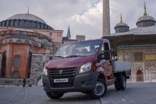 производство «ГАЗель NEXT» в Турции (фото Группы ГАЗ)