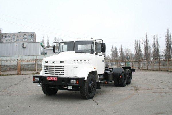 КрАЗ-65053 (фото ПАО «АвтоКрАЗ»)