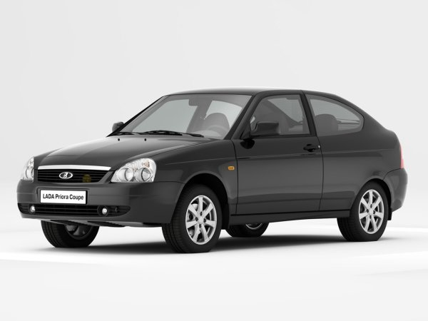 Lada Priora Coupe (фото autowp.ru)