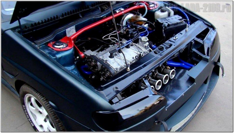 Как форсировать двигатель своими руками 200