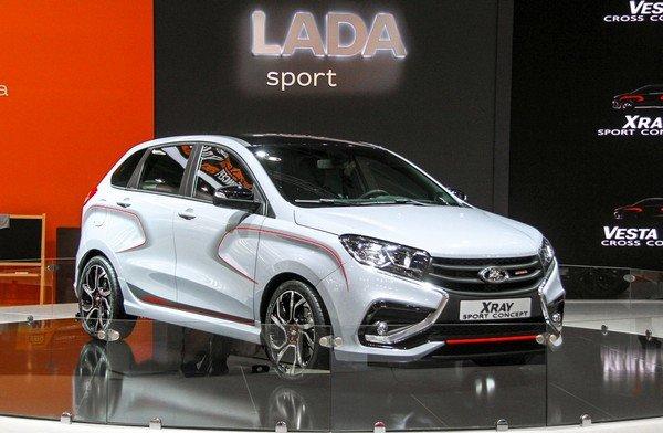 Lada XRAY Sport Concept (фото auto.mail.ru)